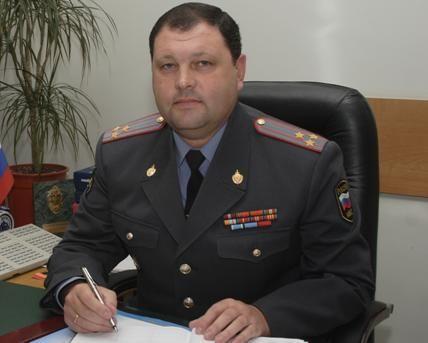 Начальником городского умвд по рязани назначен майор полиции сергей губарев