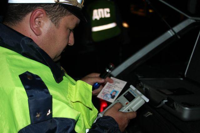 Почти 30 курских водителей лишатся прав за пьяную езду