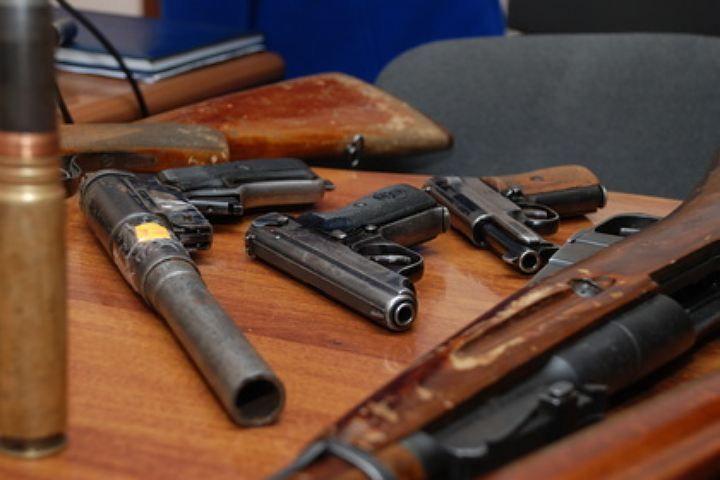 У жителей кчр ежедневно находят оружие и боеприпасы