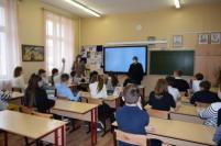 Полиция Зеленограда провела беседы с подростками в рамках оперативно-профилактического мероприятия